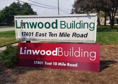 Linwood Building - Sign - 01