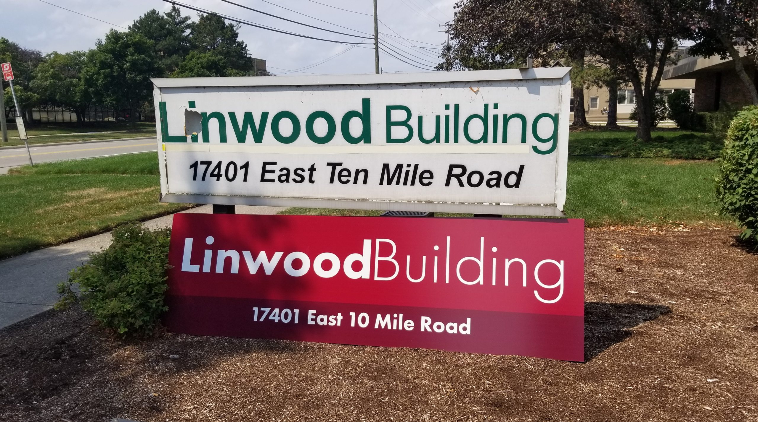 Linwood Building - Sign - 01