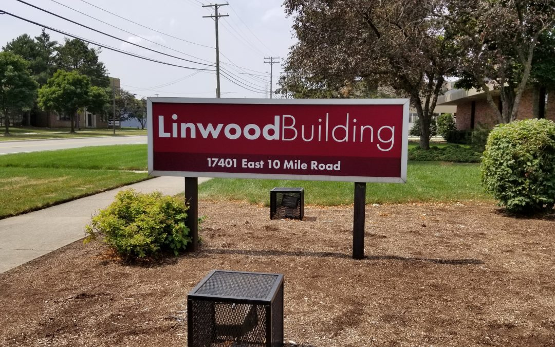 Linwood Building – Sign