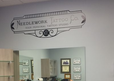 Needlework Tattoo - Wall Graphics - 01