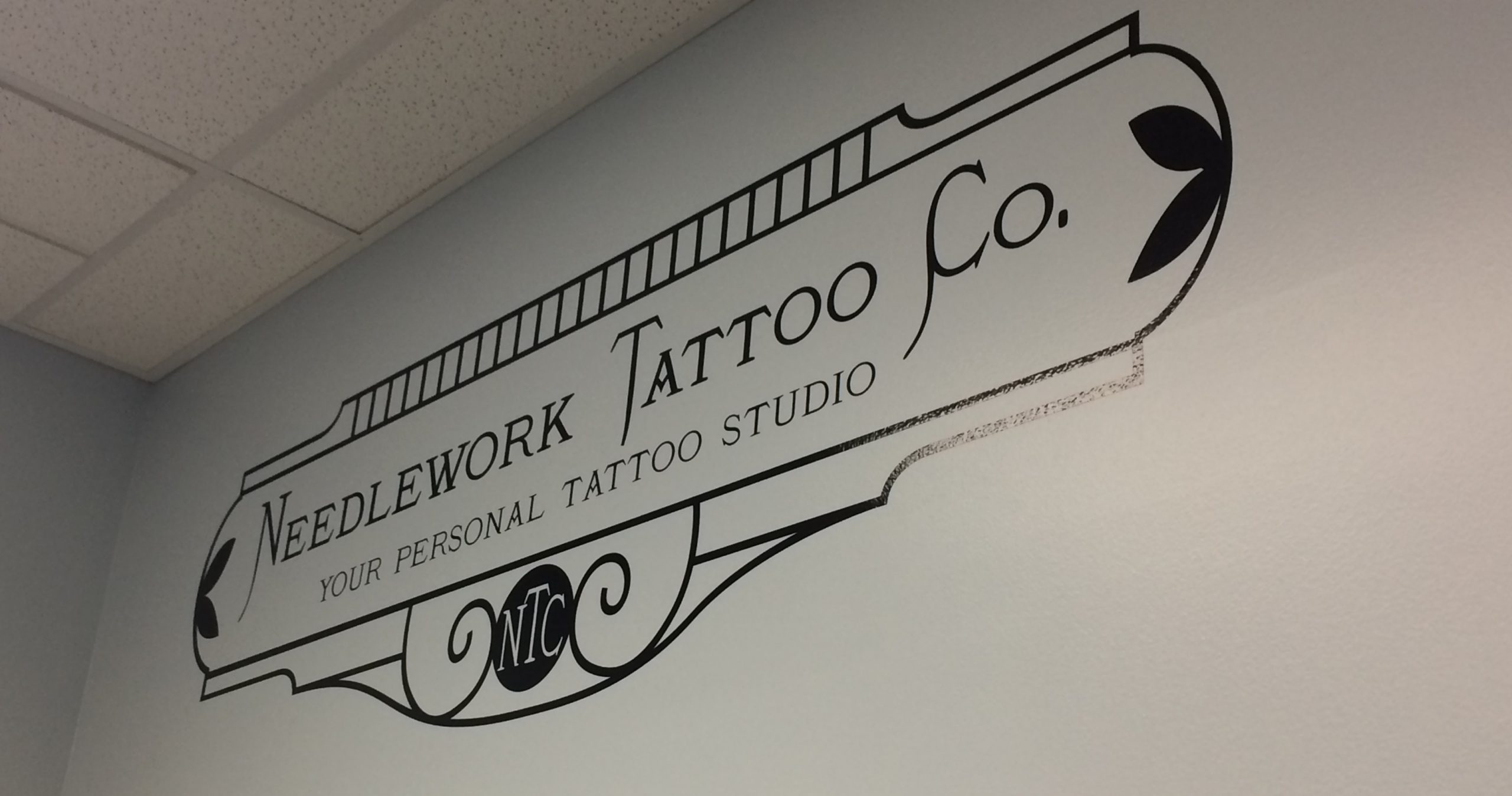 Needlework Tattoo - Wall Graphics - 03