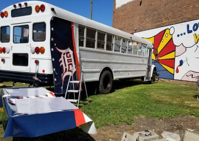 Peacemakers International - Bus Tail Wrap - 03