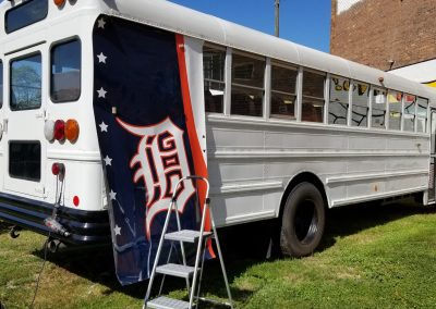 Peacemakers International - Bus Tail Wrap - 04