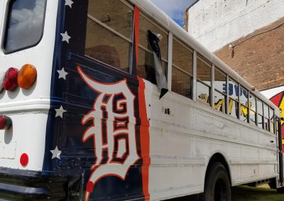 Peacemakers International - Bus Tail Wrap - 08
