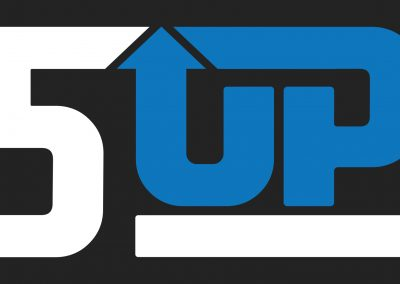 5up Logo Design