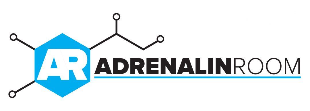 Adrenalin Room Logo Concept