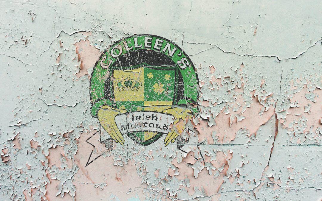 Colleens Irish Mustard – Logo