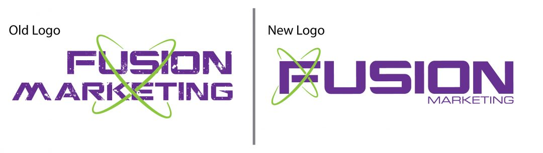 Fusion Logo Change