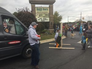 Top Shelf Trunk or Treat 2017