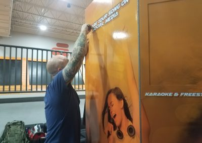Airtime Karaoke Booth - 0011