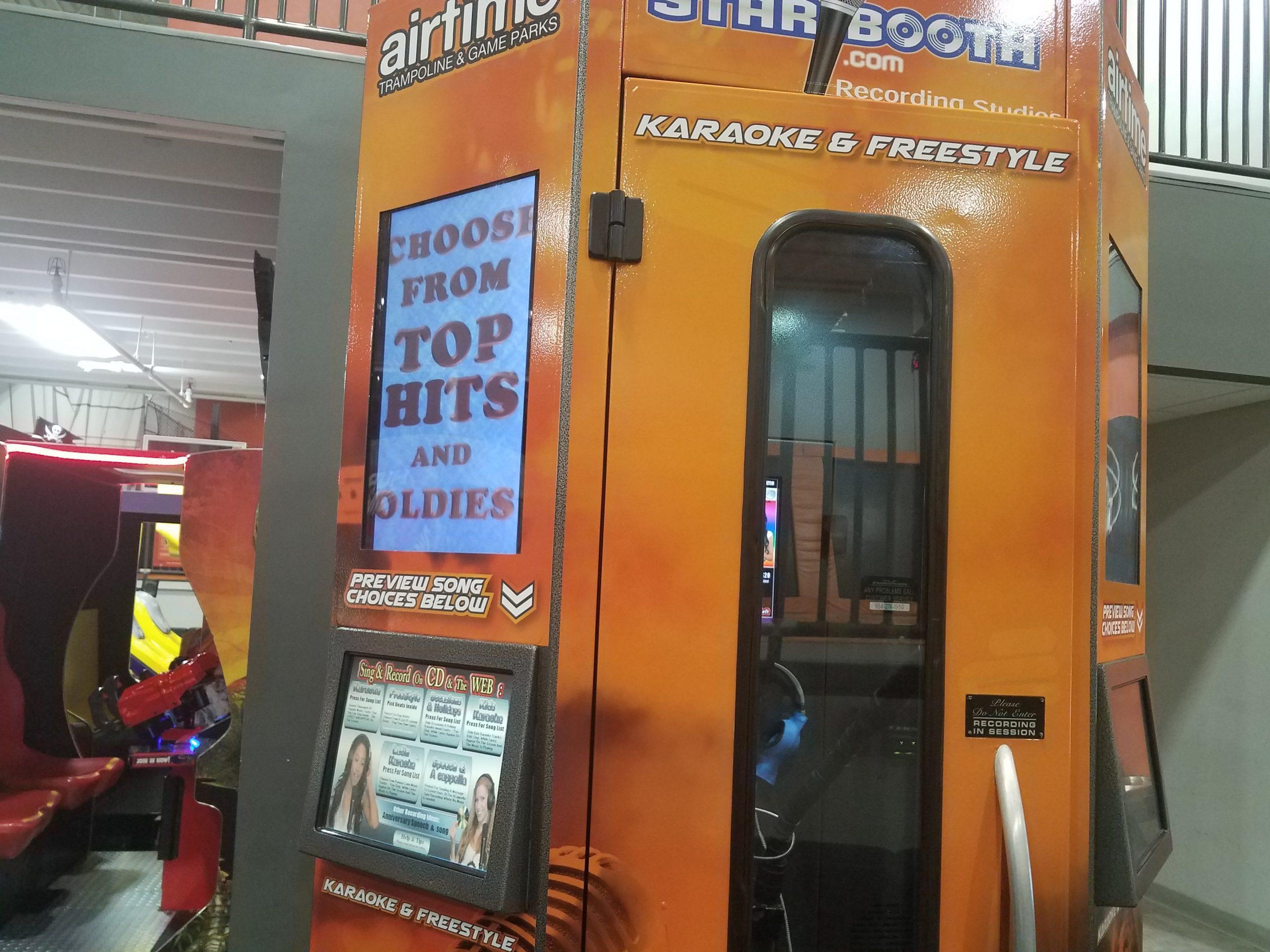 Airtime Karaoke Booth - 0014