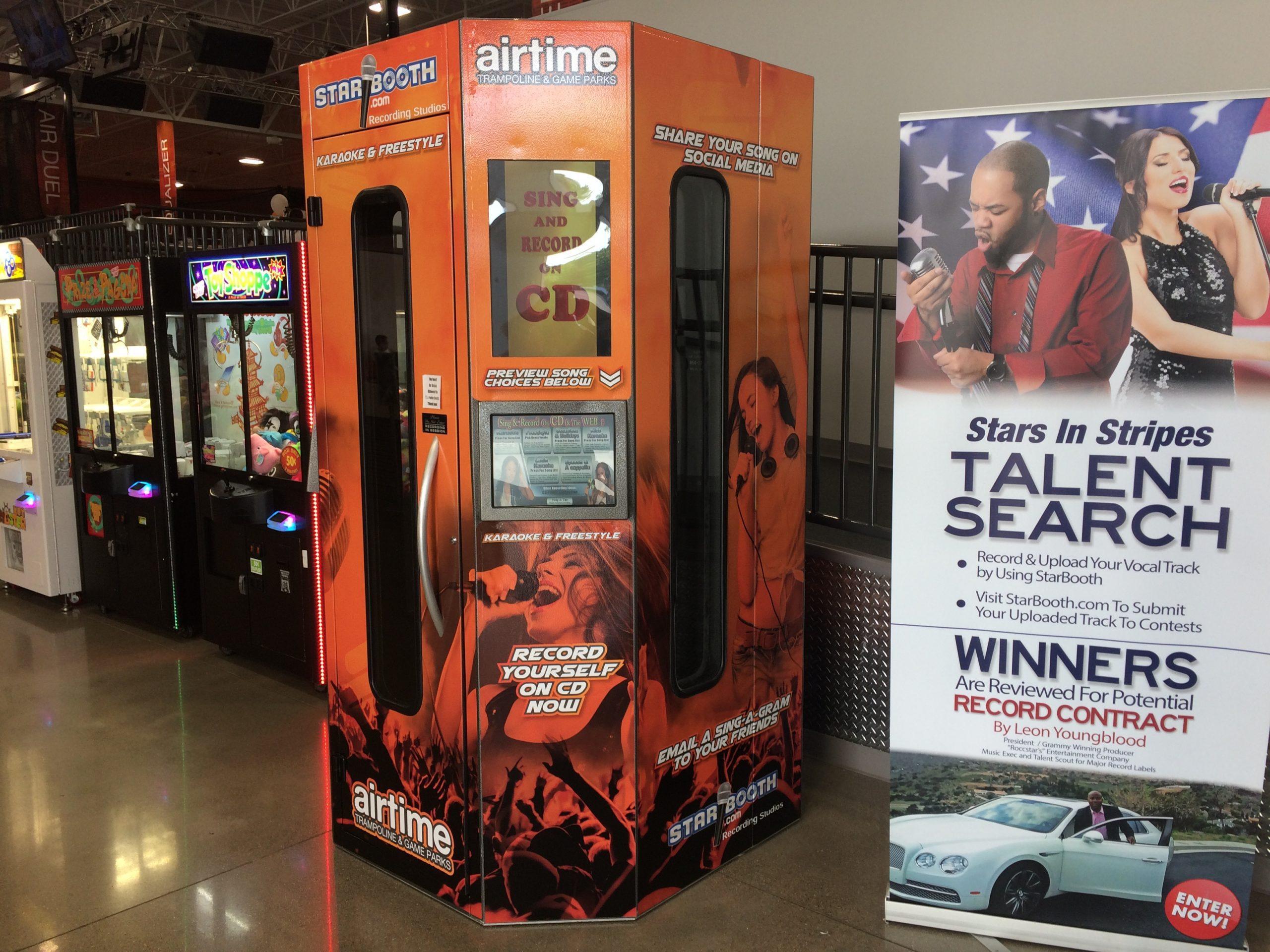 Airtime Karaoke Booth - 04