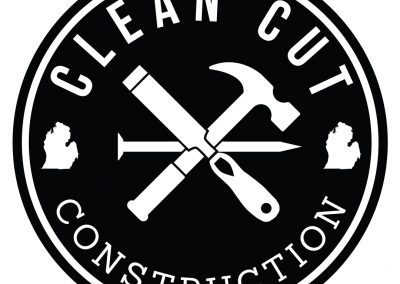 Clean Cut Construction - Logo