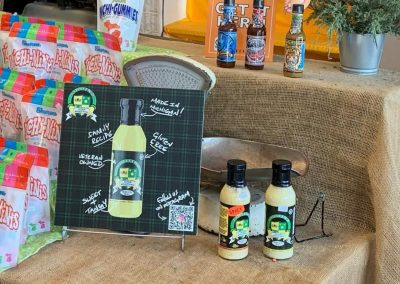 Colleen's Irish Mustard - Shelf Talker 04