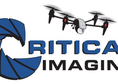 Critical Imaging - Logo Design Mockup