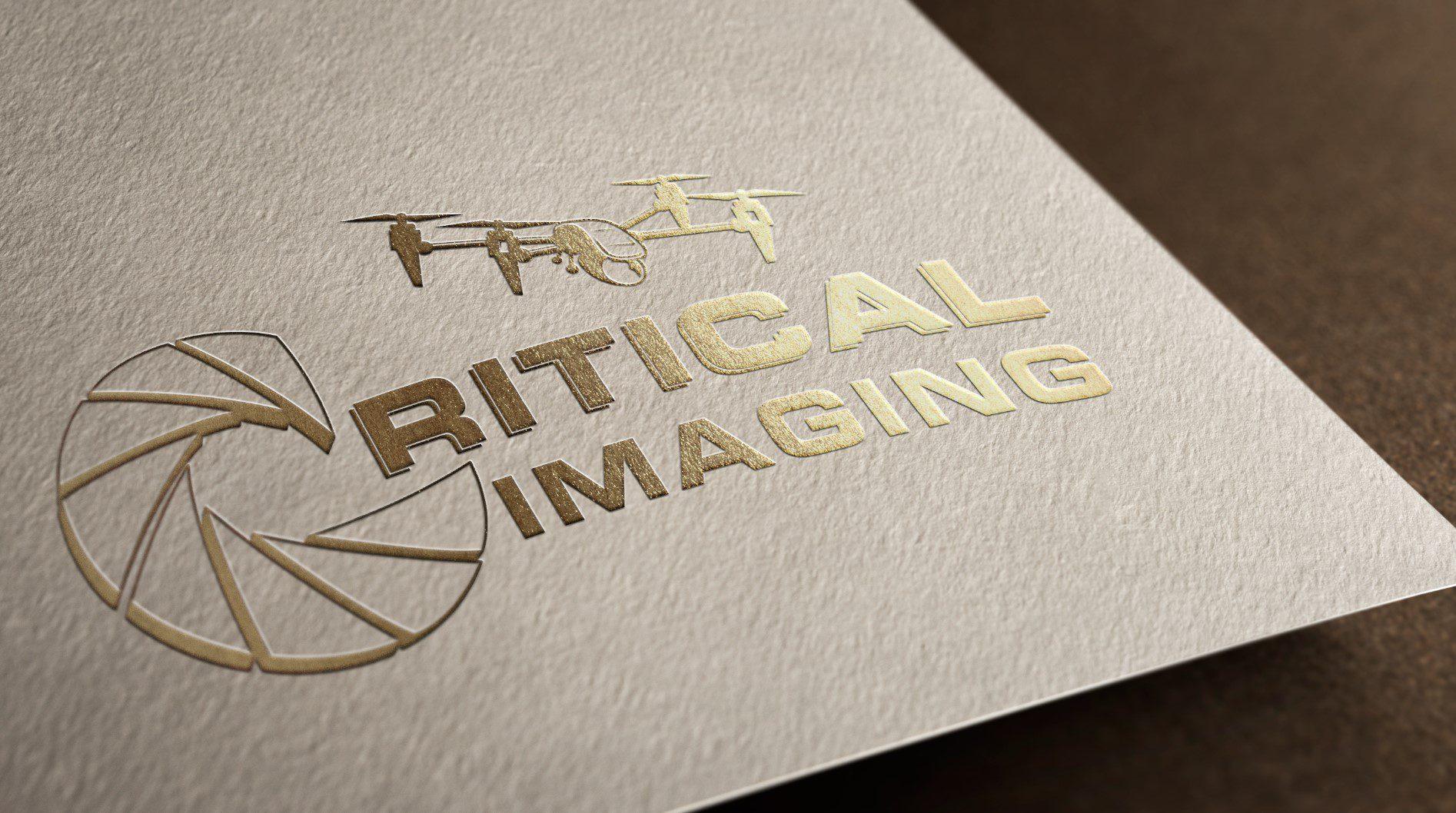 Critical Imaging - Logo Design Mockup