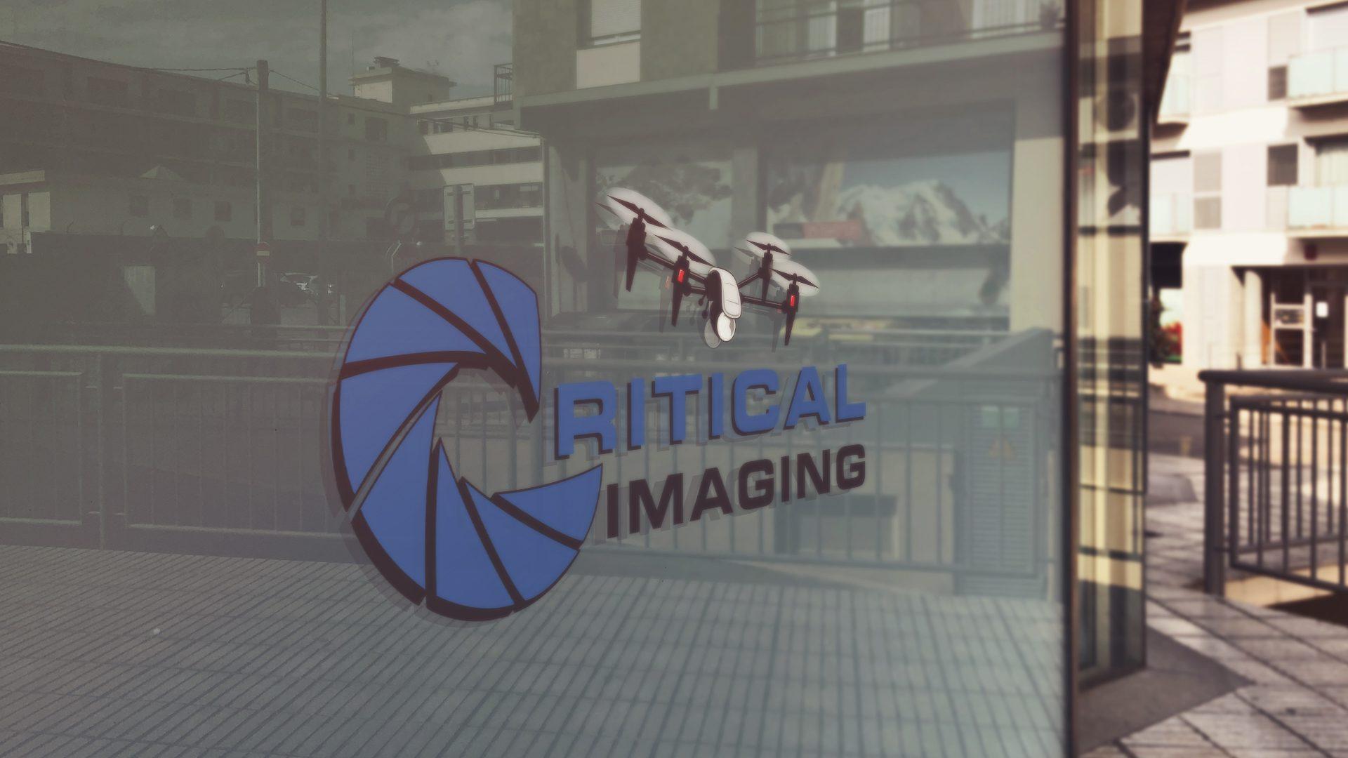 Critical Imaging - Logo Mockup (2)