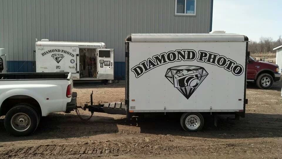 Diamond Photo - Trailer Graphics