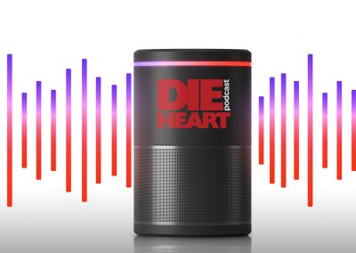 Die Heart Podcast - Logo Design Mockup 01