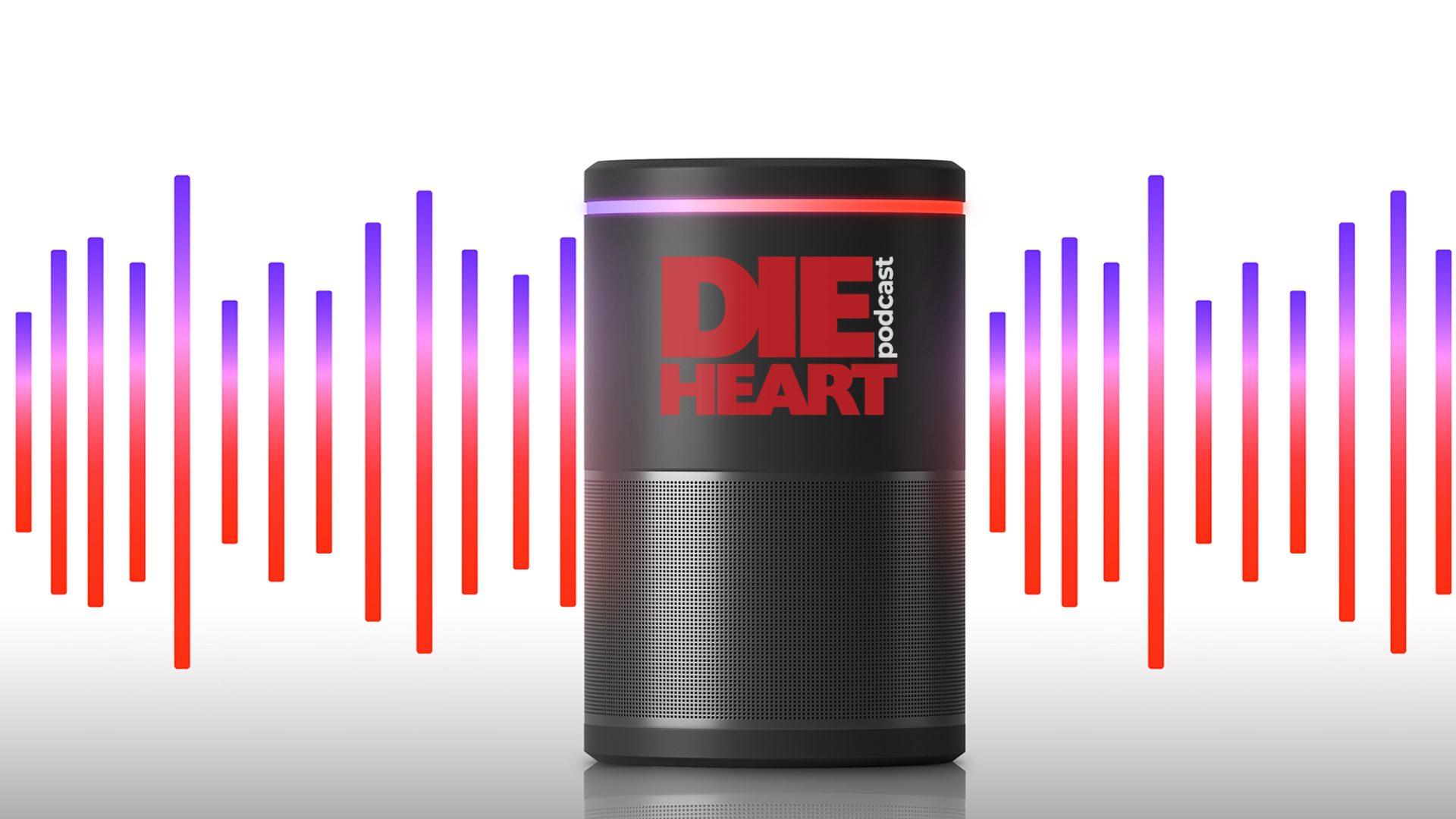 Die Heart Podcast - Logo Design Mockup 01