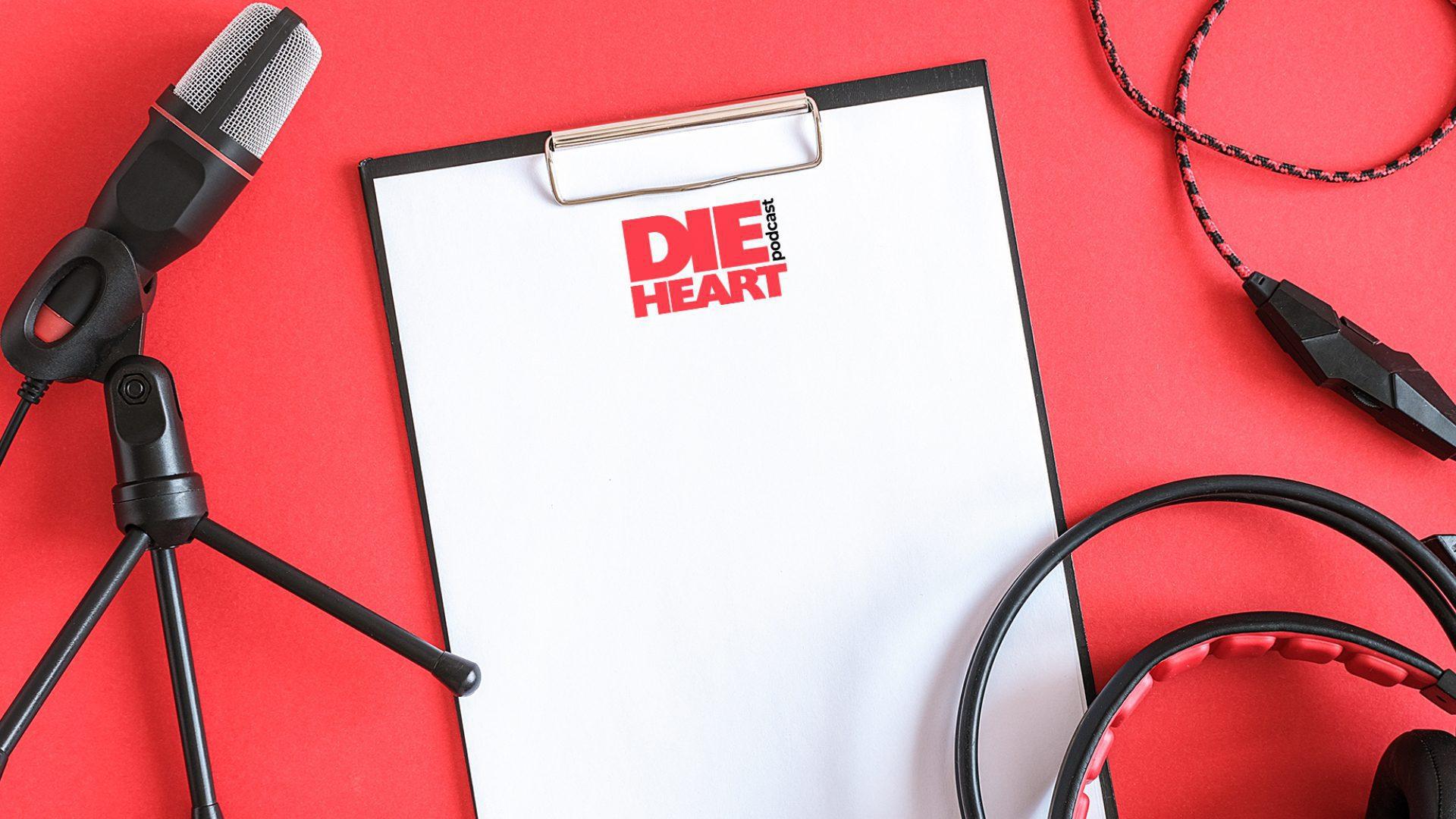 Die Heart Podcast - Logo Design Mockup 03