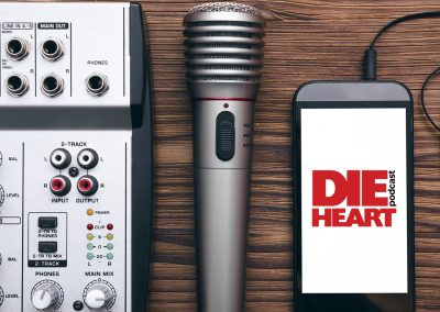 Die Heart Podcast - Logo Design Mockup 04