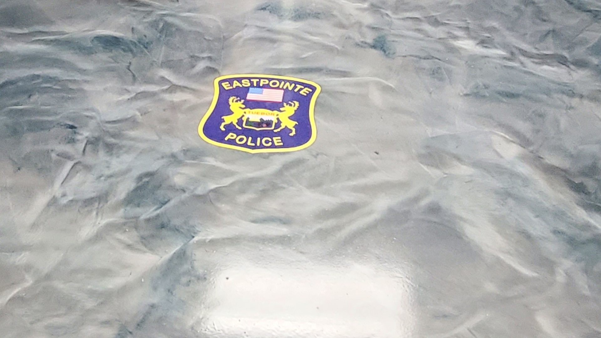 Eastpointe Police - Lobby Signage (4)