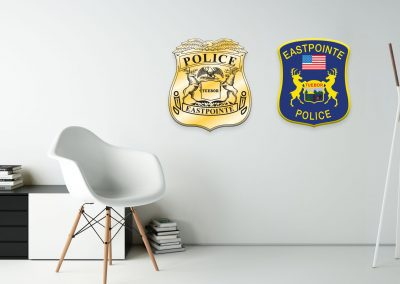 Eastpointe Police - Signage Mockup