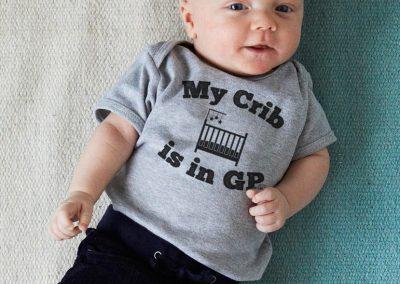 FYL - My Crib is In GP Mockup