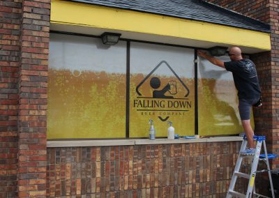 Falling Down Beer Co - West Windows - 10