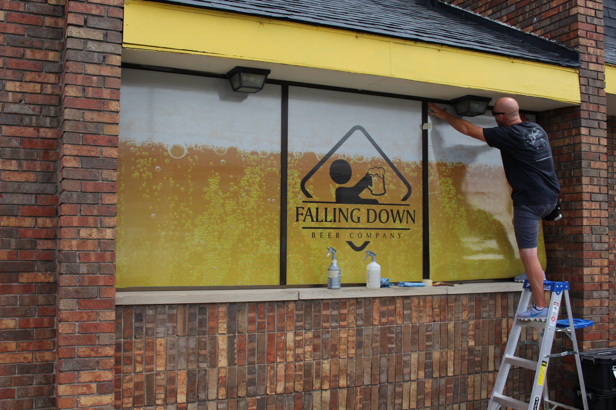 Falling Down Beer Co - West Windows - 10