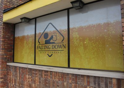 Falling Down Beer Co - West Windows - 14