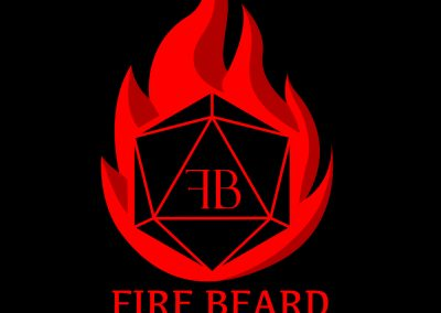 Fire Beard – Logo Concept