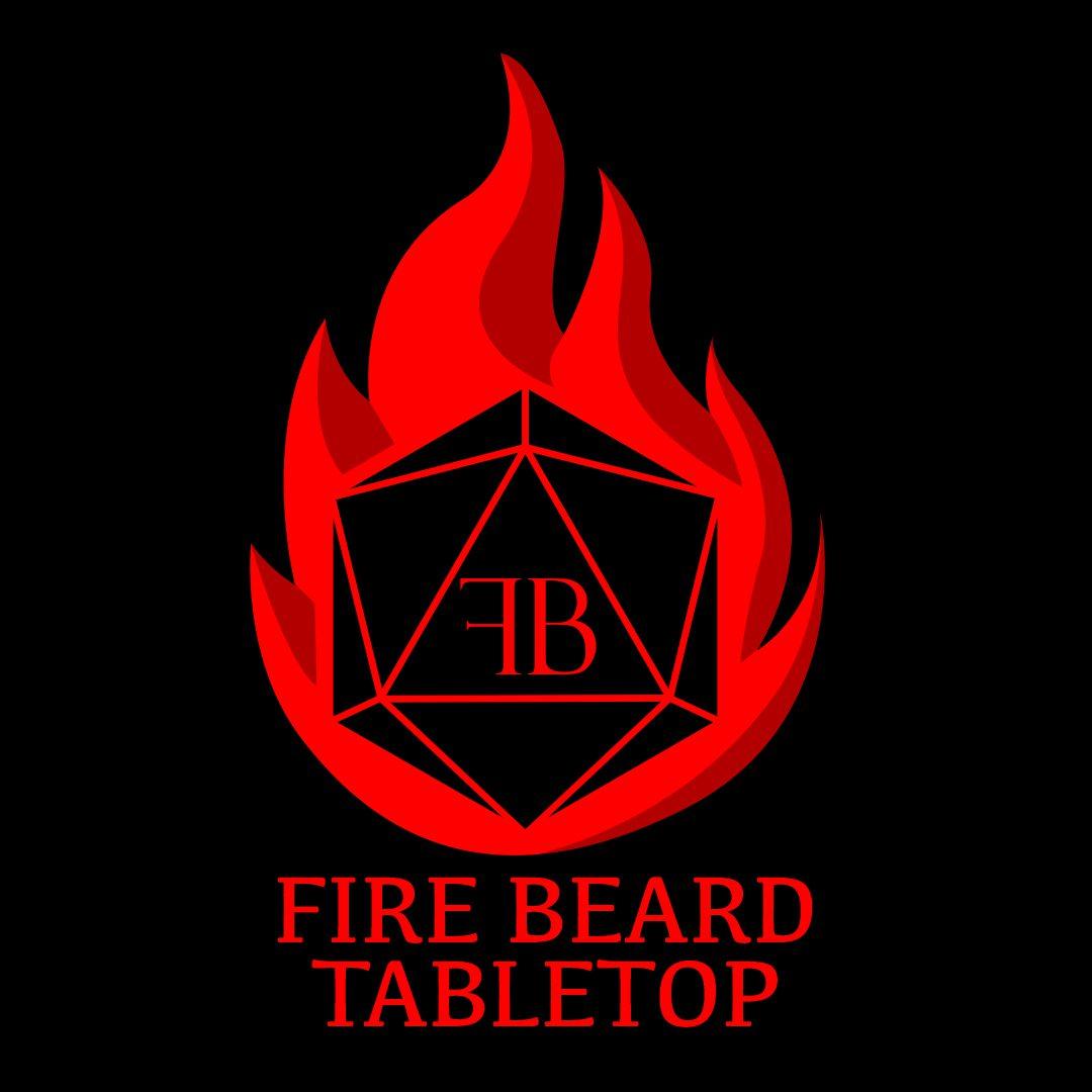 Fire Beard - Logo Concept