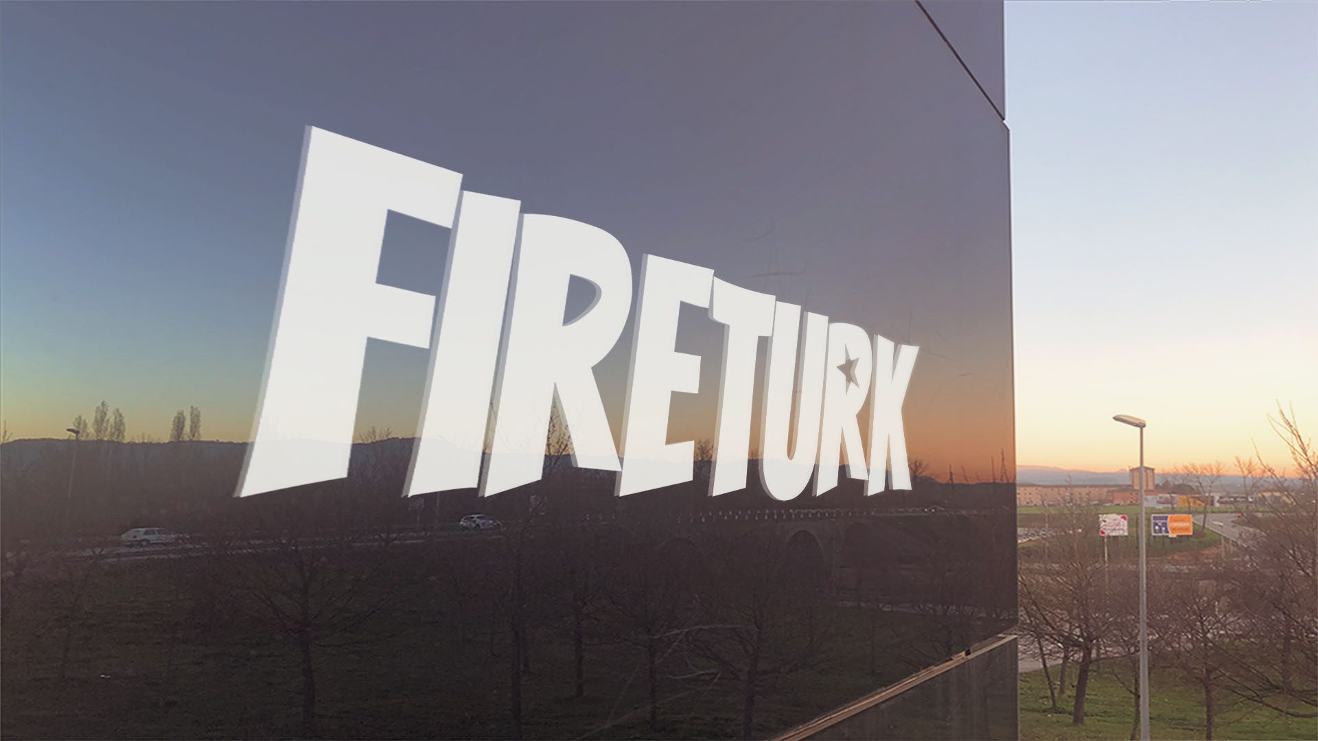 Fireturk Beats – Logo Mockup 02