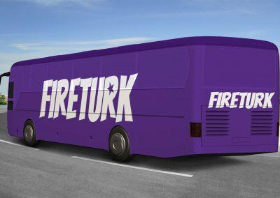 Fireturk Beats – Logo
