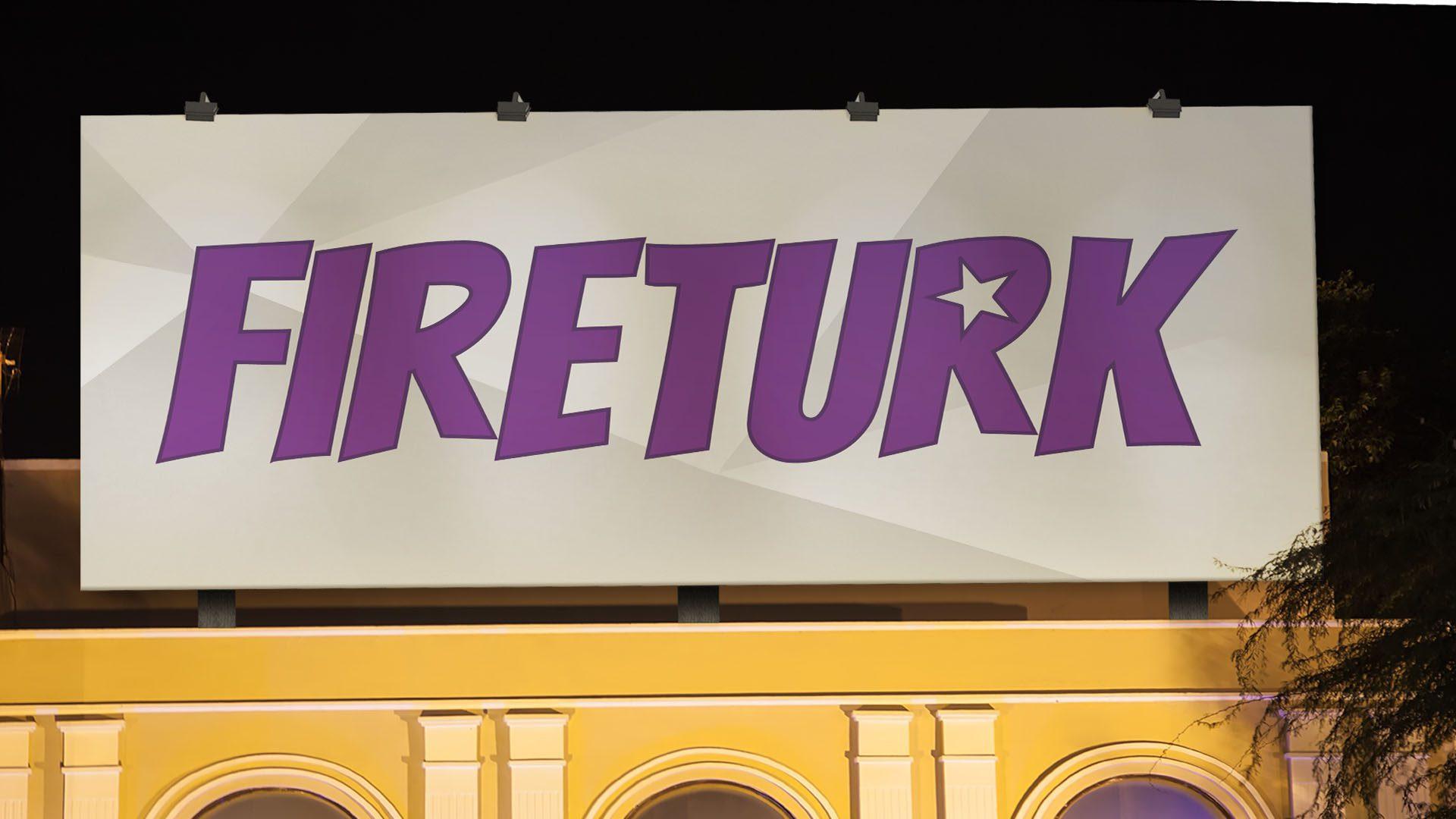 Fireturk Beats – Logo Mockup 04