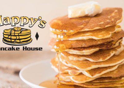 Flappys Pancake House – Logo Mockup 03
