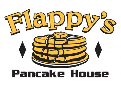 Flappys Pancake House - Logo