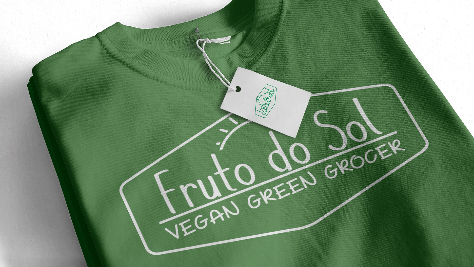 Fruto Do Sol – Logo Mockup 02