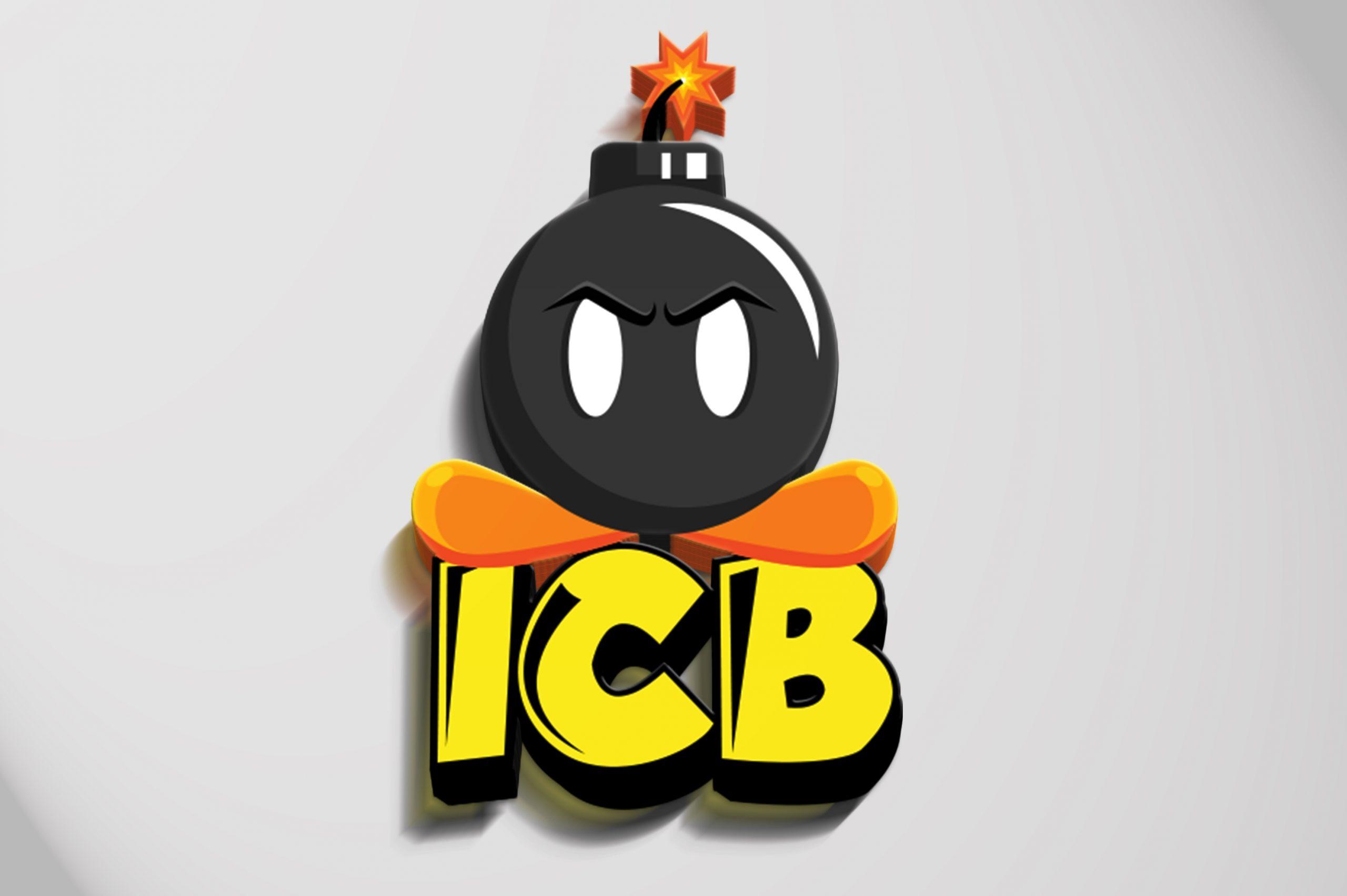 ICB Firearms - Bomb Logo Mockup