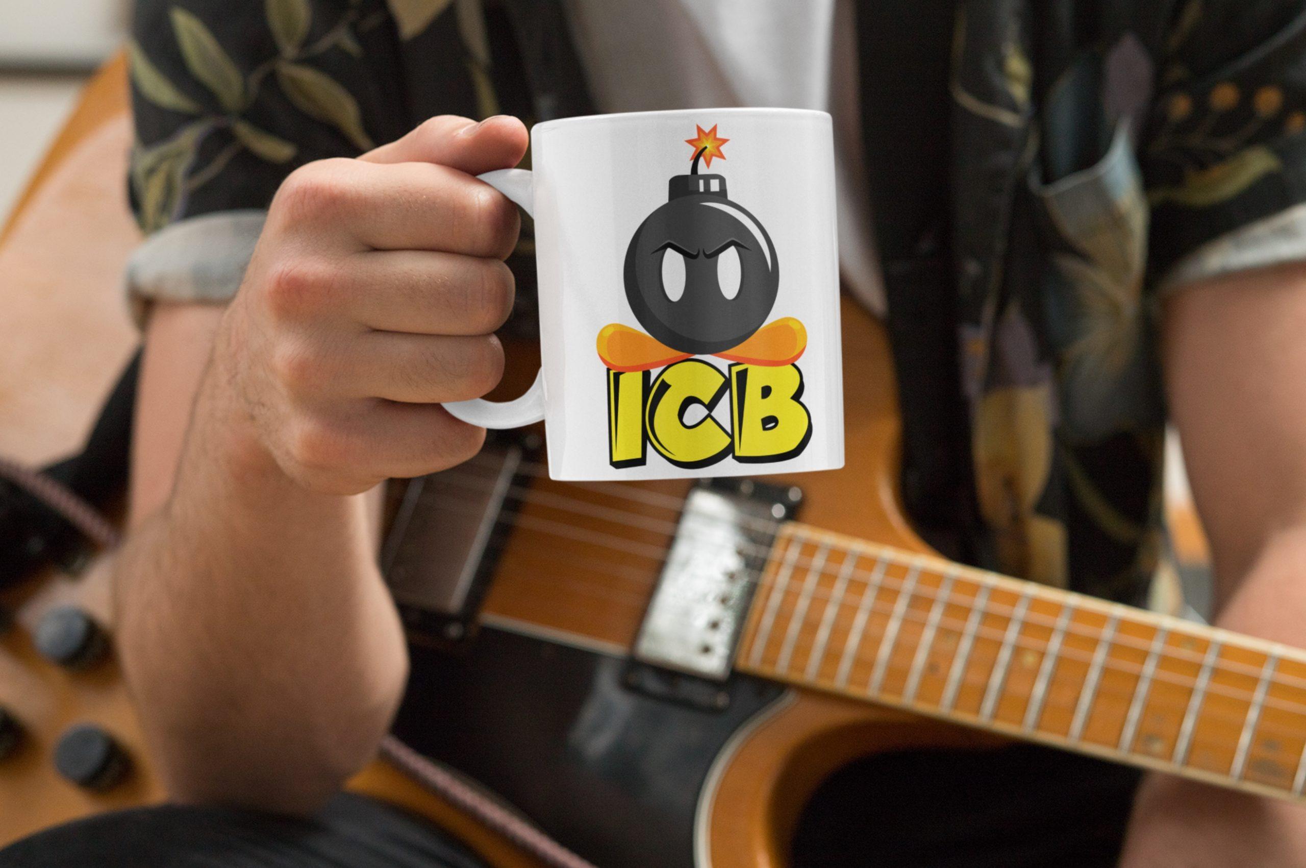 ICB Firearms Cup Mockup