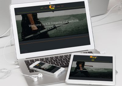 ICB Firearms Website