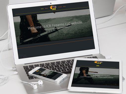 ICB Firearms Website