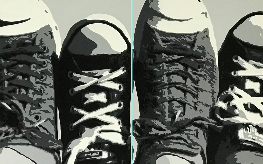 Art by DAK – Perfect Pair Vector