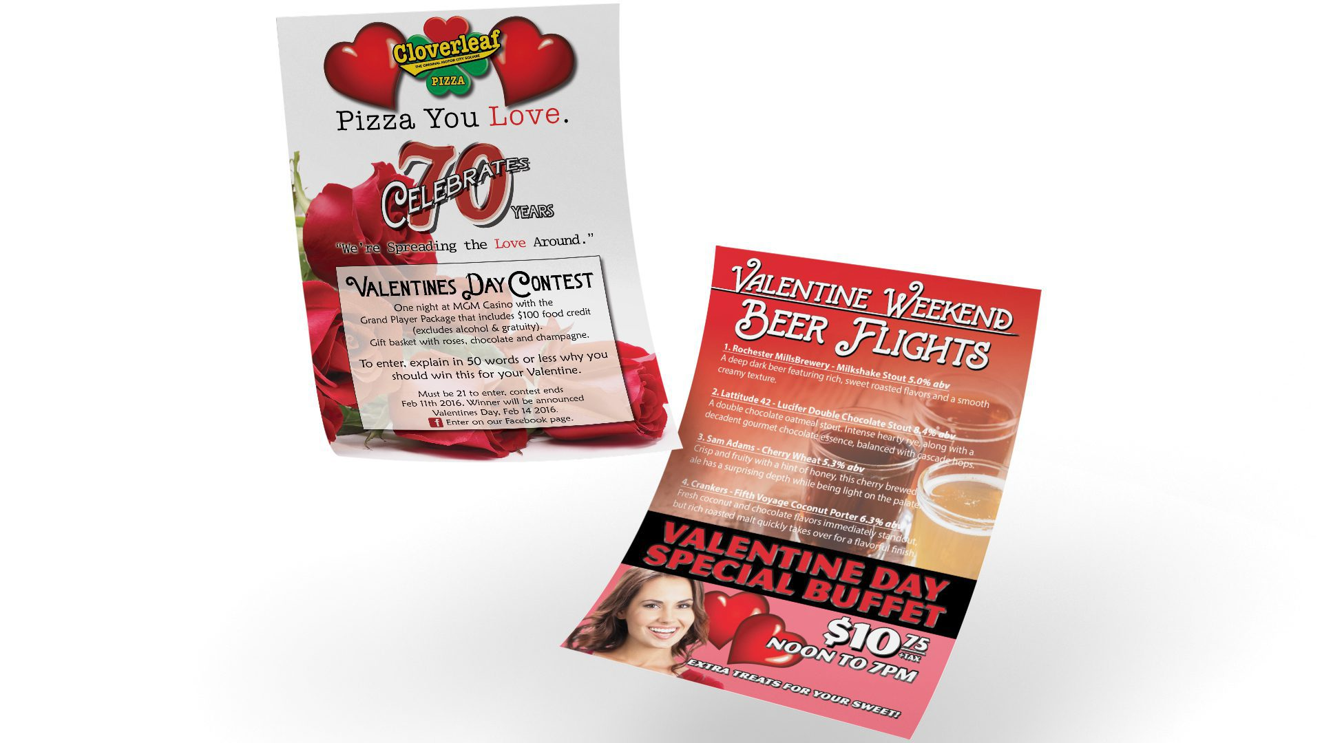 Pizza Promotional Flyer (1)