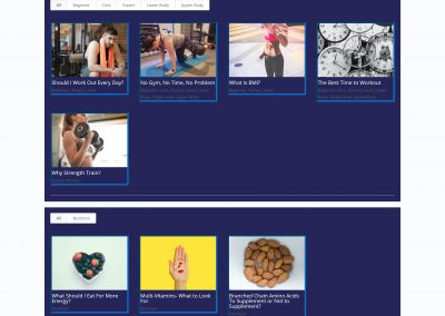 Polar Physical Therapy and Fitness - 2020 Website - Blog