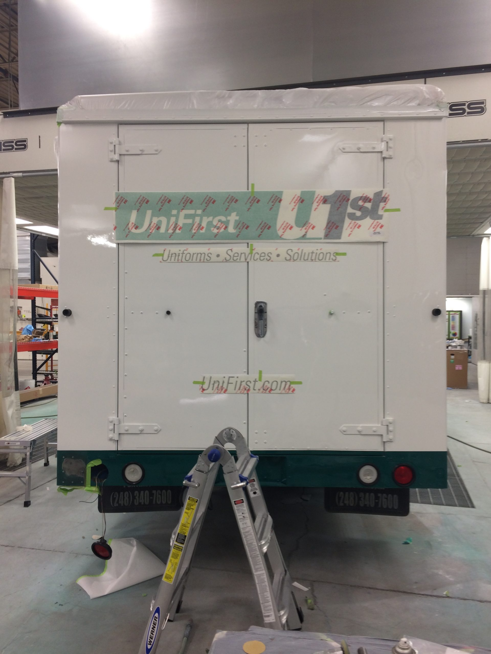 UniFirst Graphic Package - 01