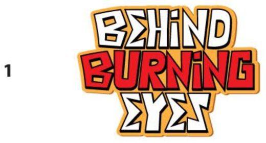 Behind Burning Eyes - Conceptual Logo Design 01