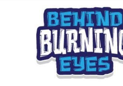 Behind Burning Eyes - Conceptual Logo Design 02